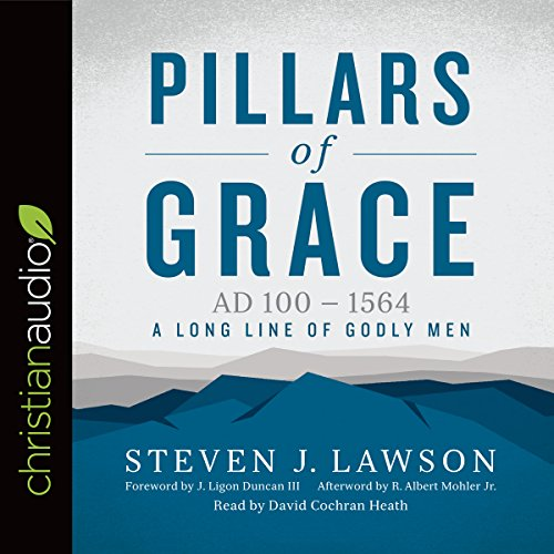 Pillars of Grace audiobook cover art