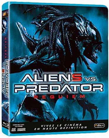 Aliens vs. Predator - Requiem [Francia] [Blu-ray]