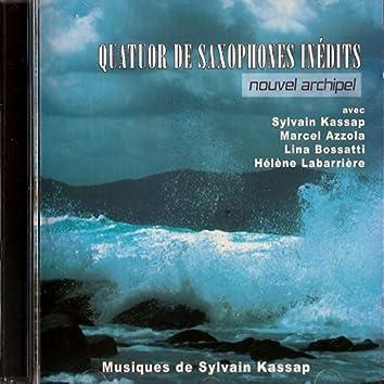 Nouvel archipel (feat. Sylvain Kassap, Marcel Azzola, Lina Bossatti, Hélène Labarrière) [Musiques de Sylvain Kassap]