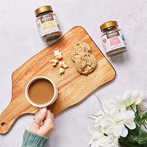 Beanies Flavoured Instant Coffee. Pick Any 6 Jars from 38+ Blends Inc. Very Vanilla, Creamy Caramel, Nutty Hazelnut and Many More