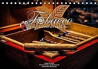 Tobacco - Genuss und Flair der Tabakkultur (Tischkalender 2022 DIN A5 quer): Impressionen ueber den Tabak (Monatskalender, 14 Seiten )