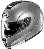 HJC NC Casco per Moto, Unisex-Adult, Gris, S