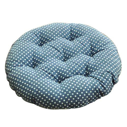 Coussins de Sofa pour Le Tapis Circulaire de Yoga pour Le Coussin de Chaise de Tapis de Plancher Favorable à l'environnement et Insipide Durable Machine Lavable