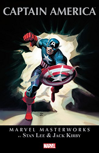 Captain America Masterworks Vol. 1 (Tales of Suspense (1959-1968)) (English Edition)