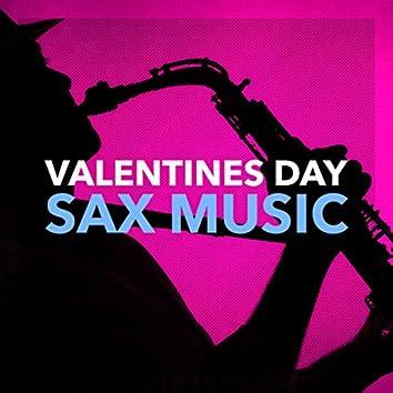 Valentines Day - Sax Music