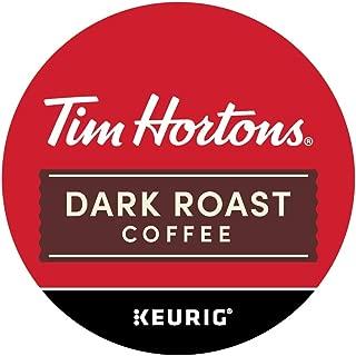 Tim Horton's Single Serve Coffee Cups, Dark Roast, 24 Count