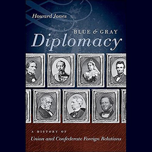 Blue and Gray Diplomacy cover art