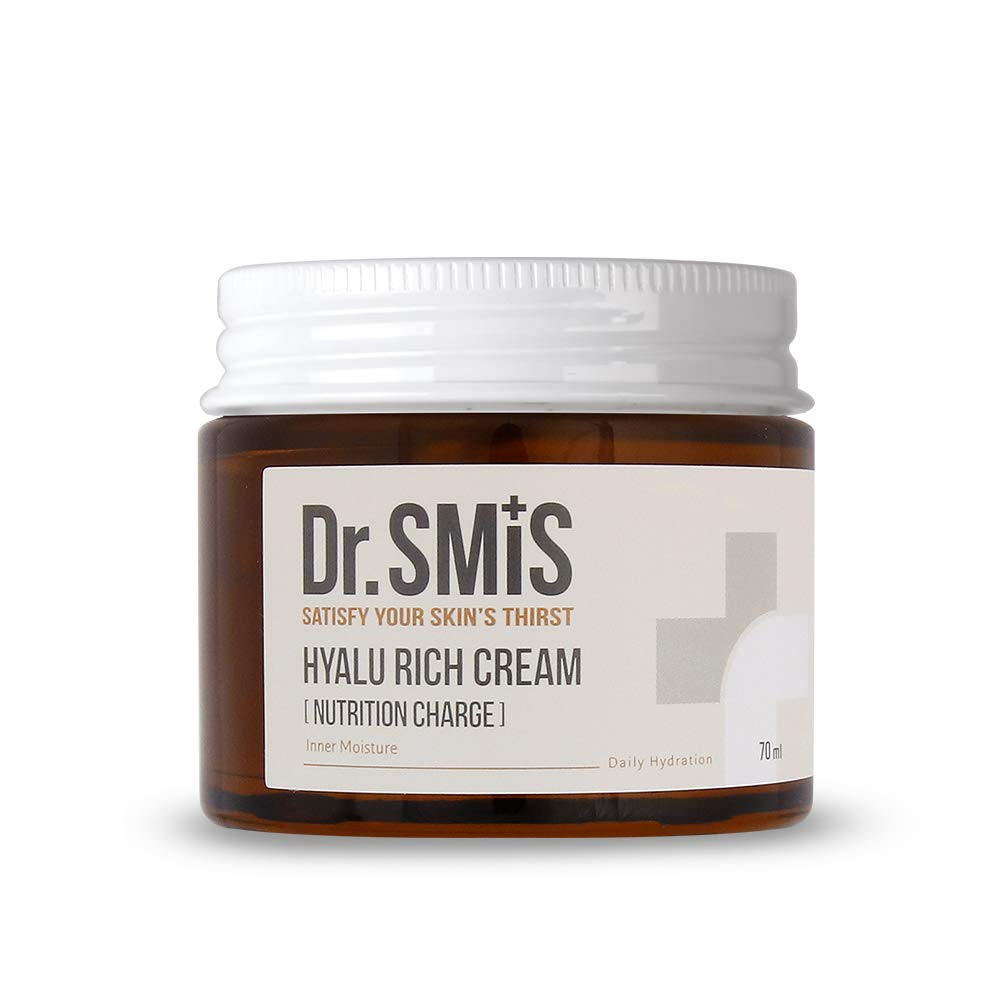 DAYCELL Dr.SMIS sold out Max 86% OFF Hyalu Rich Cream t 70ml Face for Moisturizer