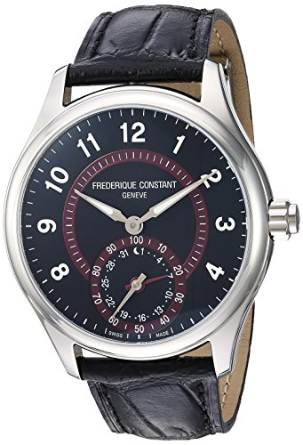 Frederique Constant Geneve Horological Smartwatch FC-285BBR5B6 Smartwatch...