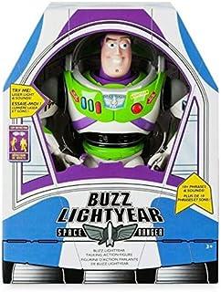 disney pixar Buzz Lightyear Interactive Talking Action Figure 12 inches