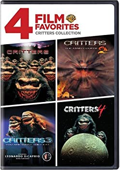 4 Film Favorites  Critters  Critters Critters 2 Critters 3 Critters 4