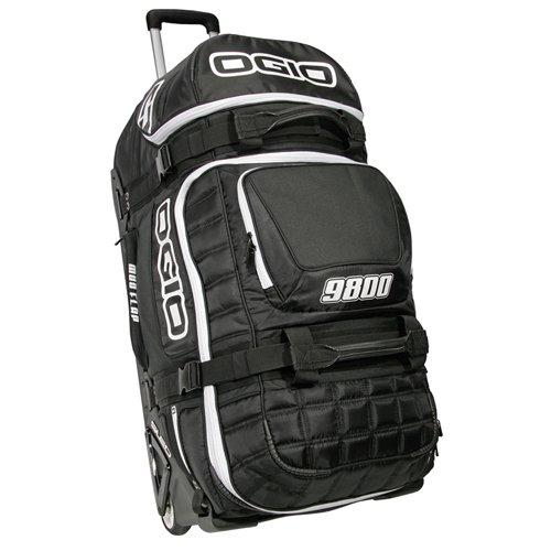 Ogio 9800 Gear Luggage - Black