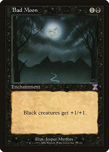 Magic: the Gathering - Bad Moon - Timeshifted