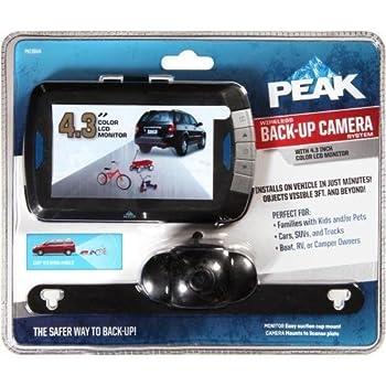Best peak 4 3 backup camera Reviews