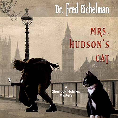 Mrs. Hudson's Cat cover art