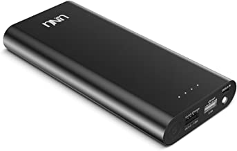 UNU Superpak i8 20800mAh Quick Charge 3.0 Portable Charger, 2.4A Output, uSmart Technology, Compatible with All Versions of Qualcomm Quick Charge, for Samsung, iPhone, iPad and More