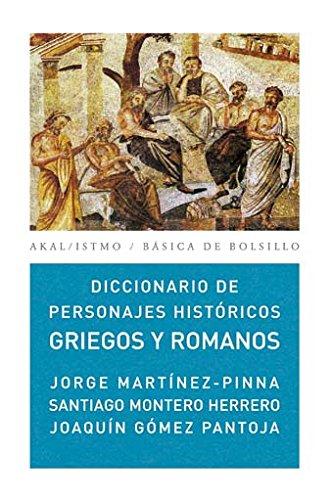 Diccionario de personajes históricos griegos y romanos: 170 (Básica de Bolsillo)