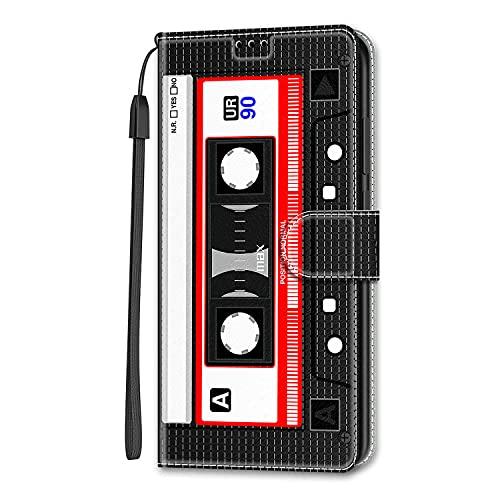 Nodigo Cuero Funda para Huawei P10 Lite Antigolpes Libro Billetera Magnetica Flip Silicona Dibujos Animal Motivo Carcasa Case Bumper Kawaii Resistente Cover - Cinta