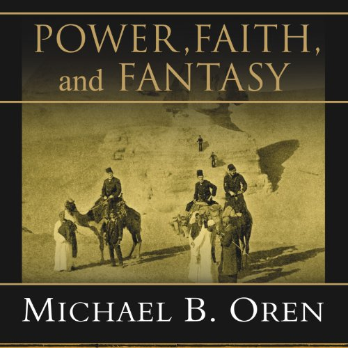 Power, Faith, and Fantasy audiobook cover art