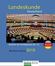 Landeskunde Deutschland 2019 (German Edition)
