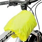 Moppi Bergrennen Fahrradsitz Satz Beutel Pannier Sattel hinten Regen Cover -
