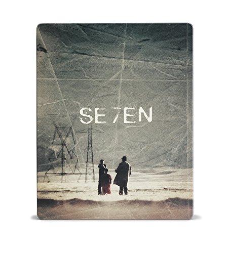 セブン ブルーレイ スチールブック仕様(数量限定生産) [Blu-ray]