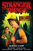 Stranger Things: Science Camp (Graphic Novel)