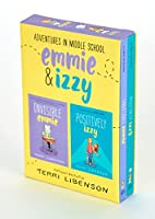 Adventures in Middle School 2-Book Box Set: Invisible Emmie and Positively Izzy (Emmie & Friends)
