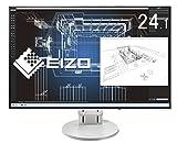 FlexScan EV2456-RWT [24.1インチ ホワイト] 製品画像