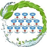 VI Cartucho de filtro para piscina Bestway filtro de piscina,filtro de repuesto para cartucho de filtro Bestway VI para Coleman Inflatable Spa modelo 54131E,para Lay-Z-Spa Miami y Vegas(12 unidades)