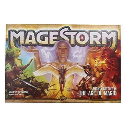 Family Game MAESTORM (Mage Storm)- uego de Mesa - Juego de Cartas para Fiestas y Risas