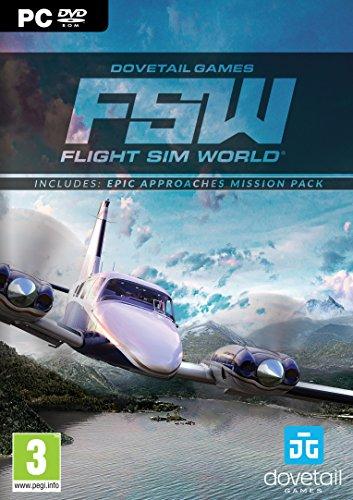 Flight Sim World PC [