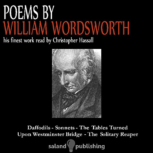Poems by William Wordsworth cover art