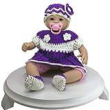 LFDHSF Reborn Baby Dolls Silicone Doll Rebirth Realista Recién Nacido Simulación Baby Doll 18 Pulgadas American Girl Children's Birthday Gift