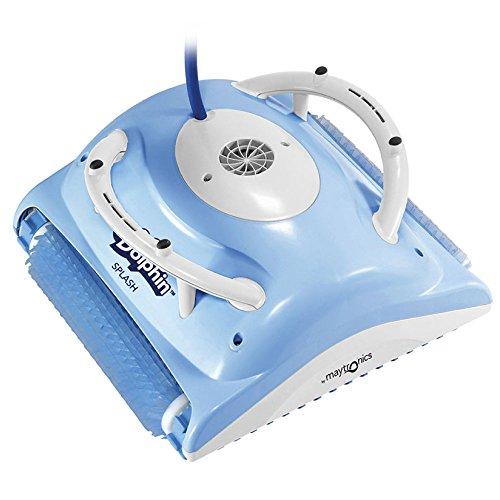 Dolphin - splash - Robot electrique...