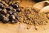 Guarana Pulver - gemahlen natürliches Koffein Caffeine ohne Zusätze Pflanzlich VERSCHIEDENE GRÖßEN