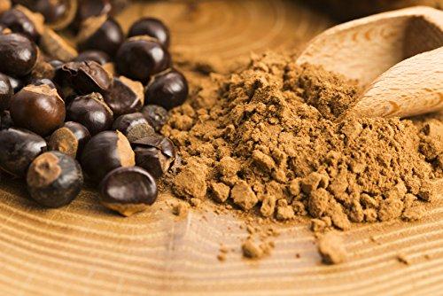 500 g Guarana Pulver - gemahlen natürliches Koffein Caffeine ohne Zusätze Pflanzlich