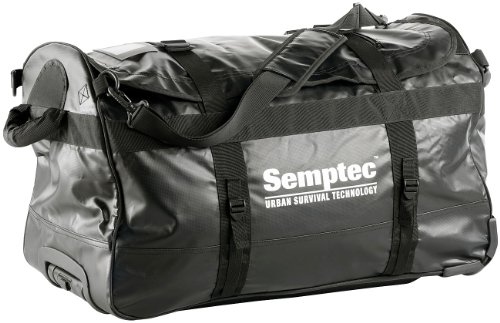 Semptec Urban Survival Technology Semptec Sacca da viaggio a trolley, in telone da camion, 100 l