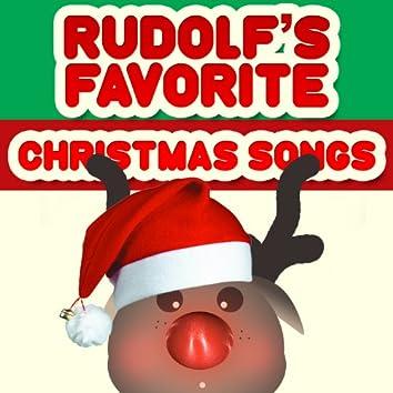 Rudolf's Favorite Christmas Songs