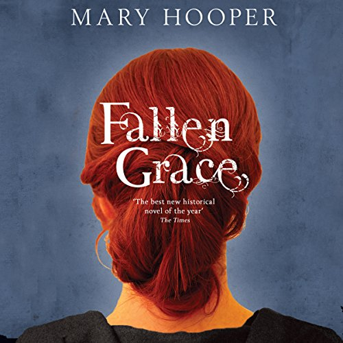 Fallen Grace audiobook cover art