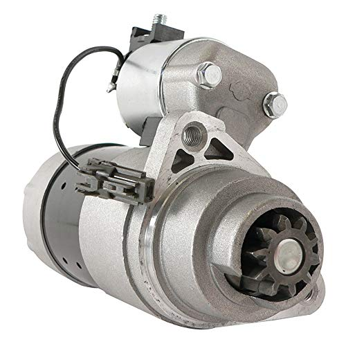 Db Electrical Shi0158 Starter For Fx35 G35 M35 350Z Infiniti Nissan Truck 2003 2004 2005 2006 2007 2008 03 04 05 06 07 08 With 3.5L 3.5 Engine