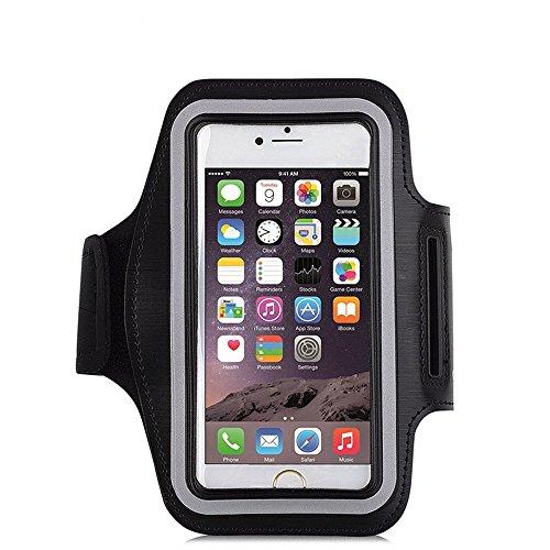 XKSO-QPTY Bolsos para Mujer Deportes al Aire Libre para Hombres y Mujeres, Equipo móvil para Correr, Banda para el Brazo para el IP6 / 7/8 Bolso de Moda (Size : 5.5)