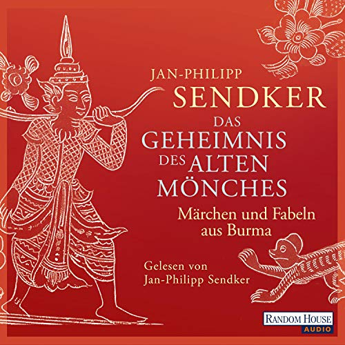 Das Geheimnis des alten Mönches Titelbild