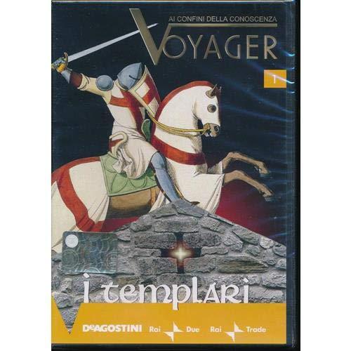 I Templari - Voyager ai confini della conoscenza n.1 DeAgostini