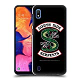 Head Case Designs Licenza Ufficiale Riverdale South Side Serpents Arte Grafica Cover Dura per Parte Posteriore Compatibile con Samsung Galaxy A10 (2019)