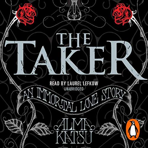 The Taker                   By:                                                                                                                                 Alma Katsu                               Narrated by:                                                                                                                                 Laurel Lefkow                      Length: 14 hrs and 47 mins     4 ratings     Overall 3.5