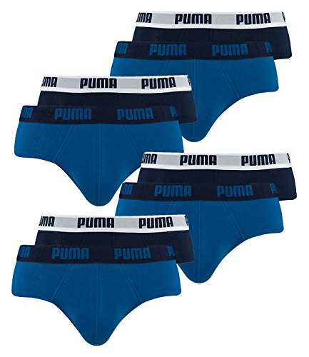 Puma Basic – Men Slip 8 unidades True Blue 420