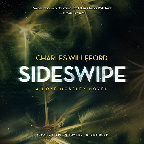 Sideswipe audiobook cover art