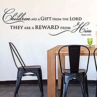 biblical wall decals for kids