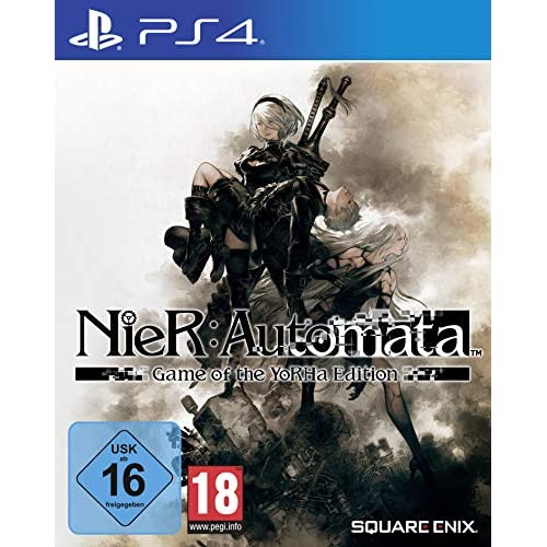 NieR: Automata - Game of the Year YoRHa Edition
